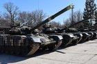 Lviv Armoured Plant hands over upgraded tanks to Ukraine
