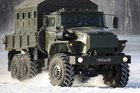 Russian medical special forces receive ATVs