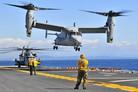 Japan clears the V-22 Osprey for flight