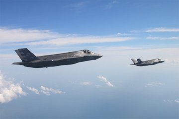 The F-35 for the UK - Safeguarding Security and Creating Prosperity (video)