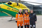 Wiltshire Air Ambulance gets new airbase