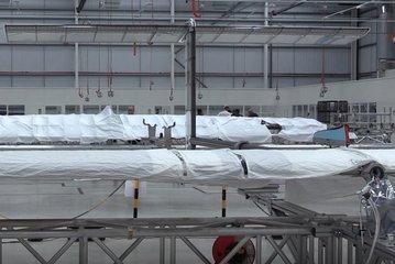 Farnborough 2018: Zephyr production facility opens (video)