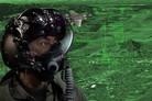 Farnborough: F-35 Gen III helmet delivered