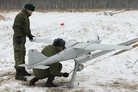Russian forces receive Orlan-10 UAS