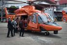 Indo Defence 2016: Indo SAR AW139 up close (video)
