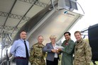 RAF receives A400M cargo hold trainer