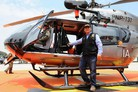 Peru National Police EC145 fleet complete