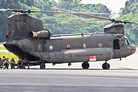 Honeywell HUMS for Singapore Chinooks