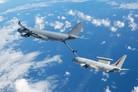 RAAF KC-30A refuels E-7A Wedgetail