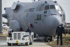 Scott AFB using C-130H Hercules FuT