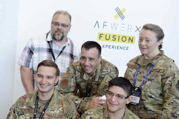 What is AFWERX, the USAF's new cultivator of innovation?