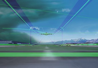 Raytheon addresses threats in today's civil airspace (video)