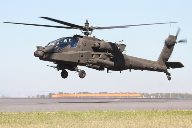 India to place order for six Apaches