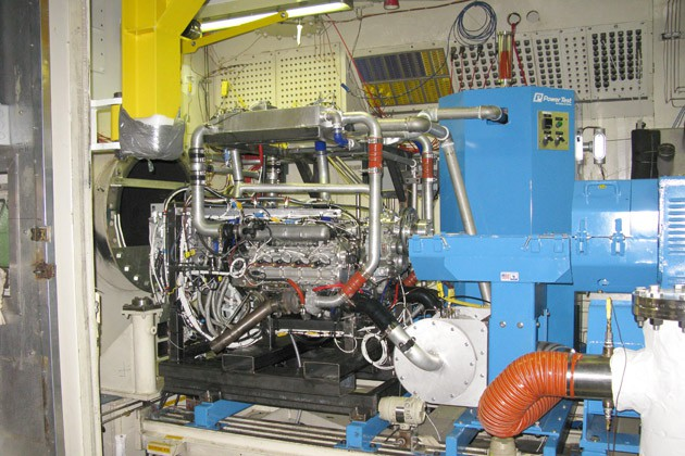 AFRL testing highly-efficient diesel aircraft engine
