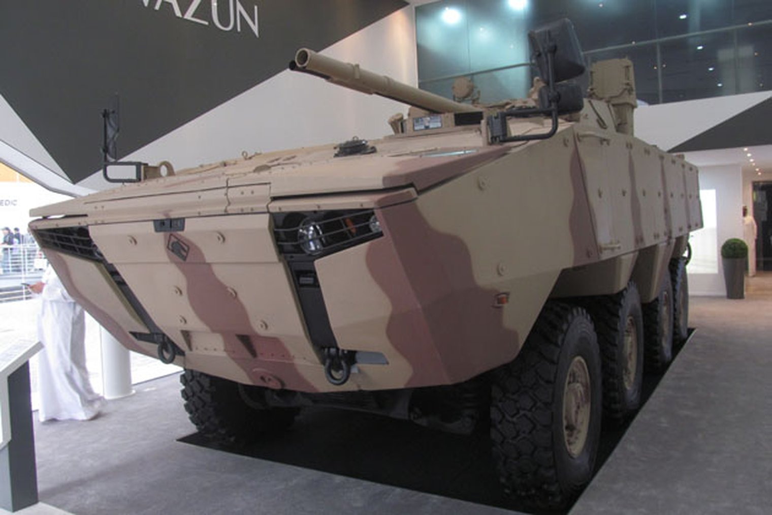 Idex 2017 New Rabdan Ends Uae 8x8 Search Lwi Land