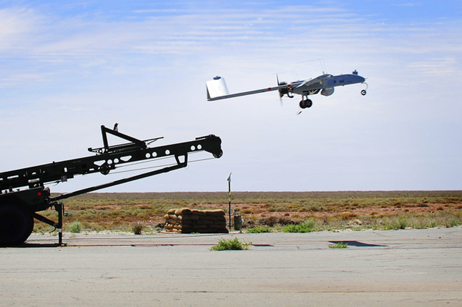 the shadow unmanned aerial system essay
