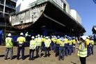 HMAS Sydney taking shape