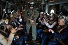 USMC demos MV-22B Osprey in Japan