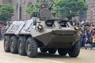 Bulgaria plans new armoured vehicles