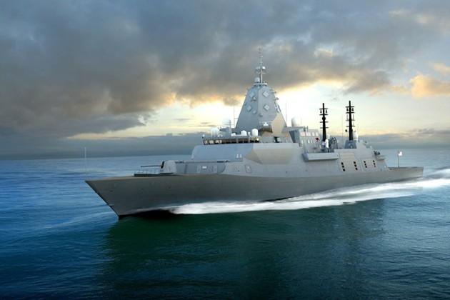 BAE Systems submits Australian frigate bid
