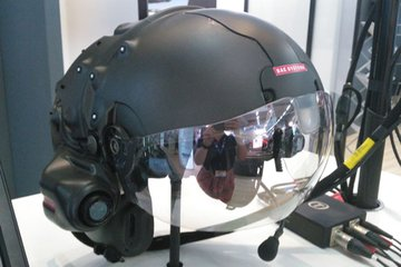 Paris Air Show: Striker II from testbed to head