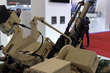 MSPO 2016: Soviet equipment gets Arex treatment (video)