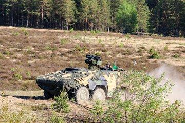 Battle management modernisation efforts continue