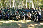 Colombia assists counter-narcotics training
