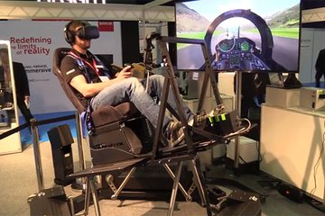 ITEC 2017: New motion reality from Brunner (video)