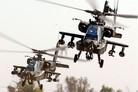 US Apaches deployed to Iraq