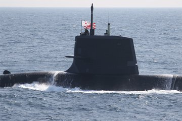 Japan leads way with Li-ion submarines