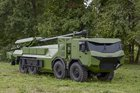 Denmark selects artillery, mortars and trucks