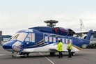 S-92 enters service with Bond Offshore Helicopters