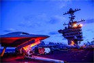 Farnborough: X-47B will return to carrier for F-18 integration tests