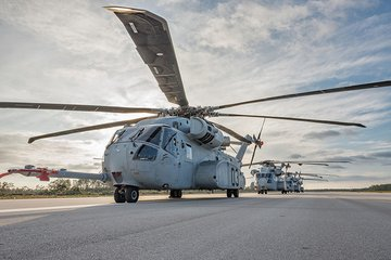 Paris Air Show: Test pilot talks CH-53K (video)