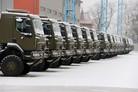 Czech Republic receives Tatra trucks