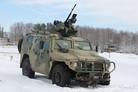 Russia fields armed Tigr-M
