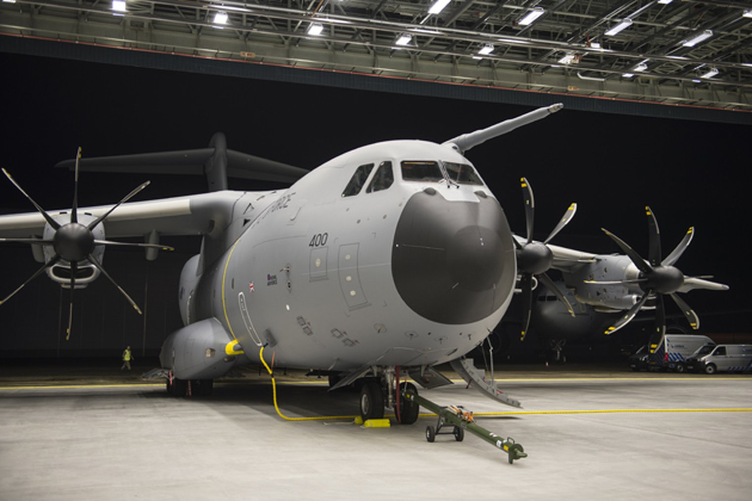Airbus To Support Uk U2019s Atlas A400m