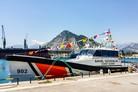 Turkish Coast Guard receives SAR vessels
