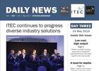 UDT, ITEC, EW Europe Daily News - Day Three