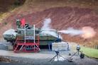 Ajax completes live firing test