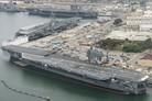 US aircraft carrier gets UAV C2 centre