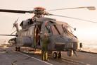 Canada accepts six CH-148 Cyclones
