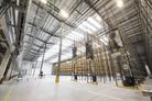 New MoD logistics hub opens