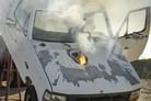 Lockheed's ATHENA disables truck engine