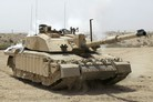 Britain cuts front line tank crews