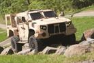 Oshkosh Defense JLTV bid progresses in testing