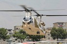 Overhauled Chinook delivered to Iranian Air Force