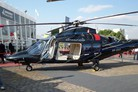 AgustaWestland touts VIP transport options at LABACE