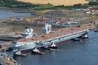 QE class carrier engineering support contract issued
